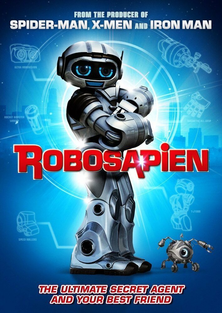 Робосапиен: Перезагрузка (2013) смотреть онлайн