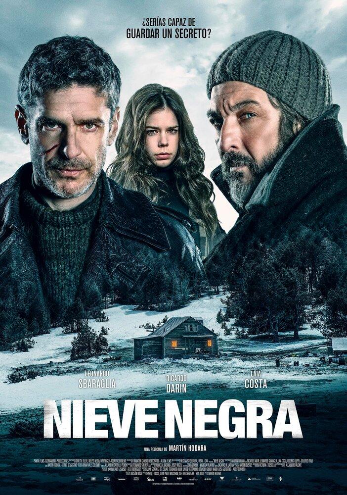 Чёрный снег / Nieve negra (2017)