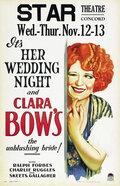 Ее свадебная ночь (1930)
