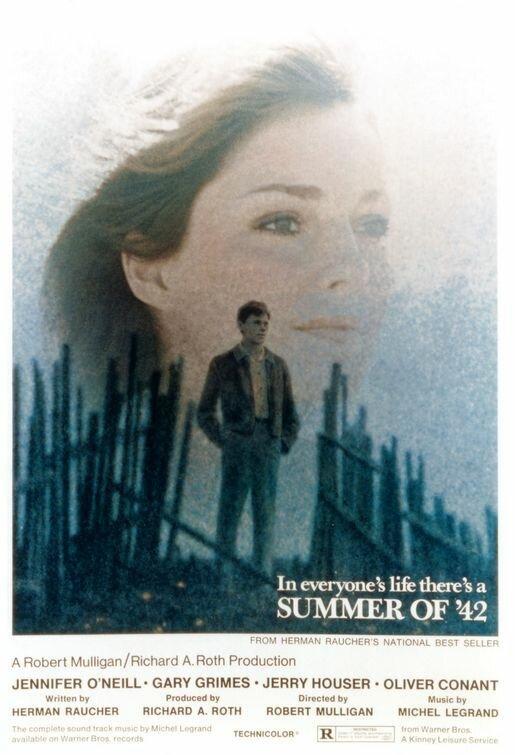 Лето 42-го | Summer of '42 | Смотреть онлайн HD