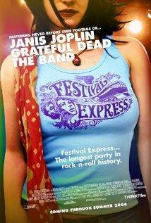 Фестивальный экспресс (2003)