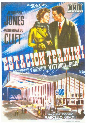 Вокзал Термини (1953)