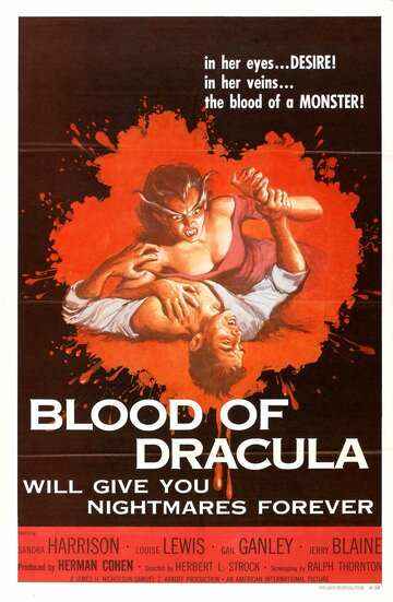 Кровь Дракулы (1957)