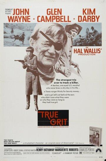 Настоящее мужество (1969) полный фильм онлайн