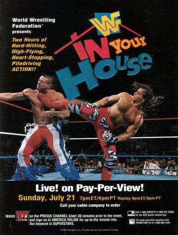 WWF В твоем доме: Международный инцидент (WWF in Your House: International Incident)