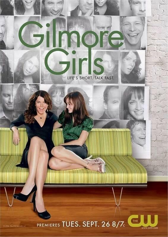 Девочки Гилмор (сериал 2000 – 2007)