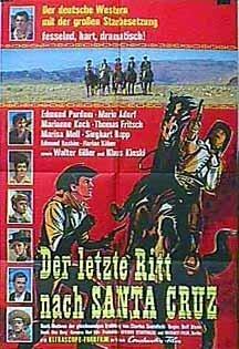 Последняя поездка в Санта Крус (1964)