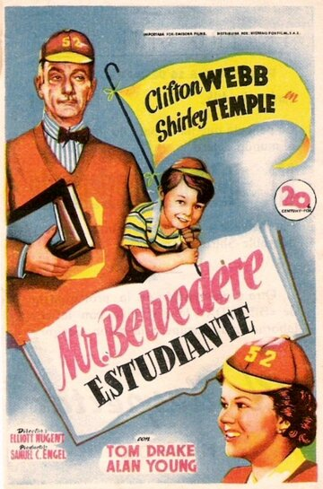 Мистер Бельведер едет в колледж (Mr. Belvedere Goes to College)