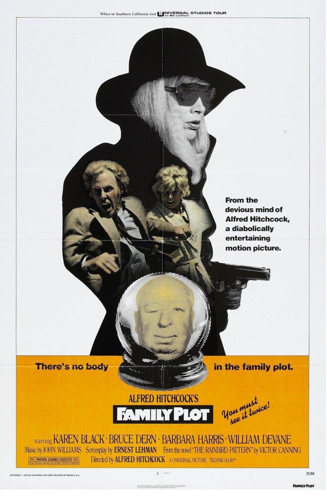 Семейный заговор (1976)