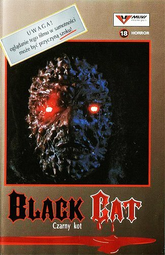 Чёрная кошка (1990)