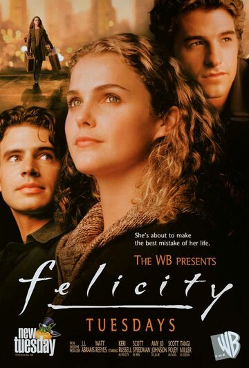 Фелисити (сериал, 4 сезона) — отзывы и рейтинг фильма