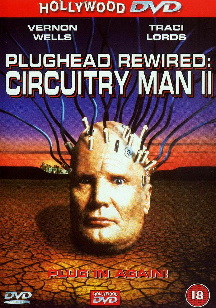 Человек-схема 2 (Plughead