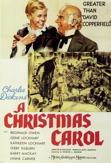 Рождественский гимн (1938) полный фильм онлайн