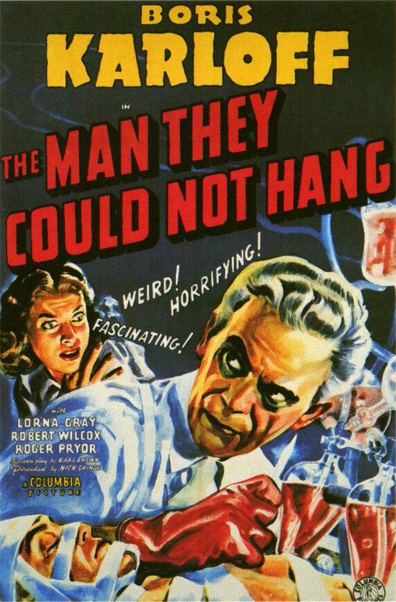 Человек, которого не смогли повесить (1939) смотреть онлайн в хорошем качестве