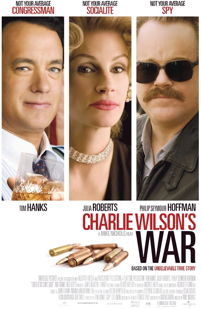 Война Чарли Уилсона / Charlie Wilson's War (2007) BDRip-AVC 1080p
