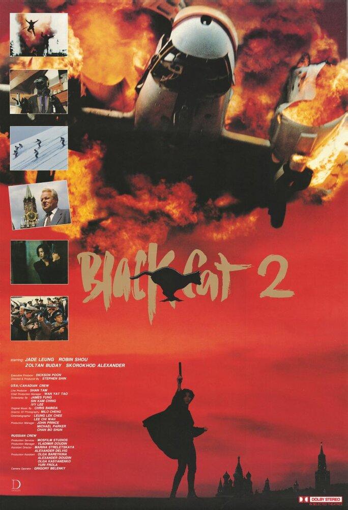 Фильмы Черная кошка 2