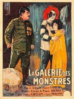 Галерея монстров (1924)