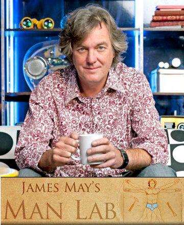 Мужская лаборатория Джеймса Мэя смотреть онлайн