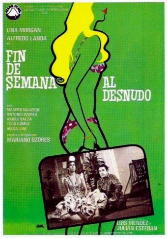 Выходные голышом (1974)