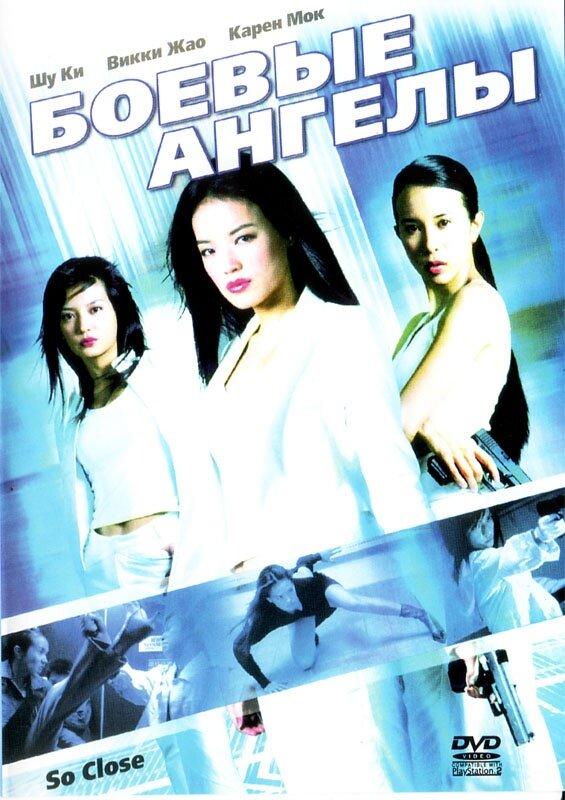 Боевые ангелы / Chik yeung tin si (2002)
