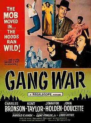 Война с гангстерами (1958)