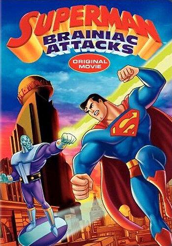 Фильм Супермен: Брэйниак атакует (видео)