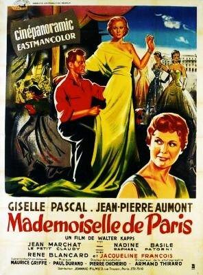 Парижские девушки (1955)