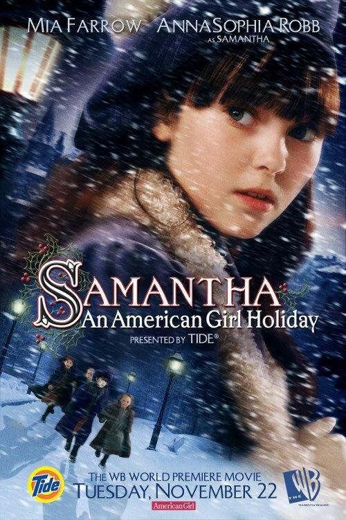 Саманта: Каникулы американской девочки (ТВ)