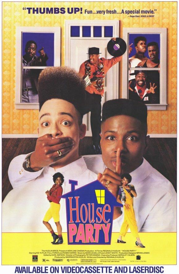 წვეულება სახლში | House Party | Домашняя вечеринка,[xfvalue_genre]