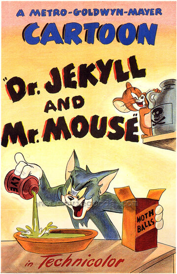 Доктор Джекилл и мистер Мышь (1947)