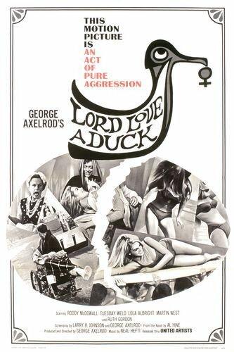 Господь любит утку (1966)