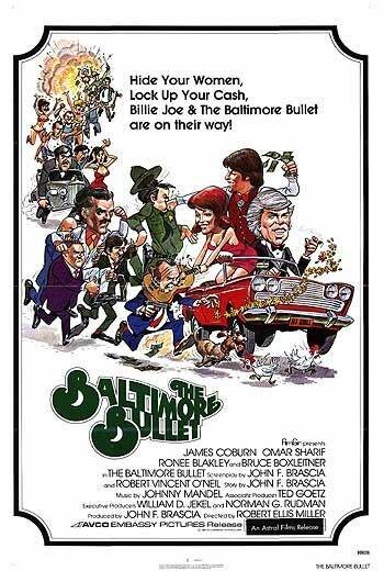 Балтиморская пуля (1980)