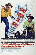 Одной ногой в аду (1960)