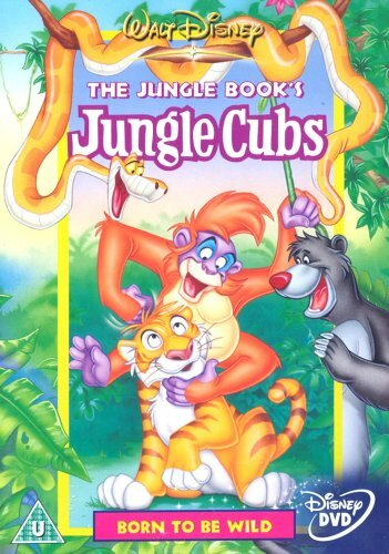 Детеныши джунглей / Jungle Cubs (1996)