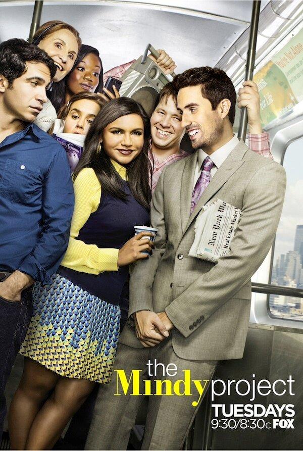 Проект Минди 1 сезон (2012) смотреть онлайн HD720p в хорошем качестве бесплатно