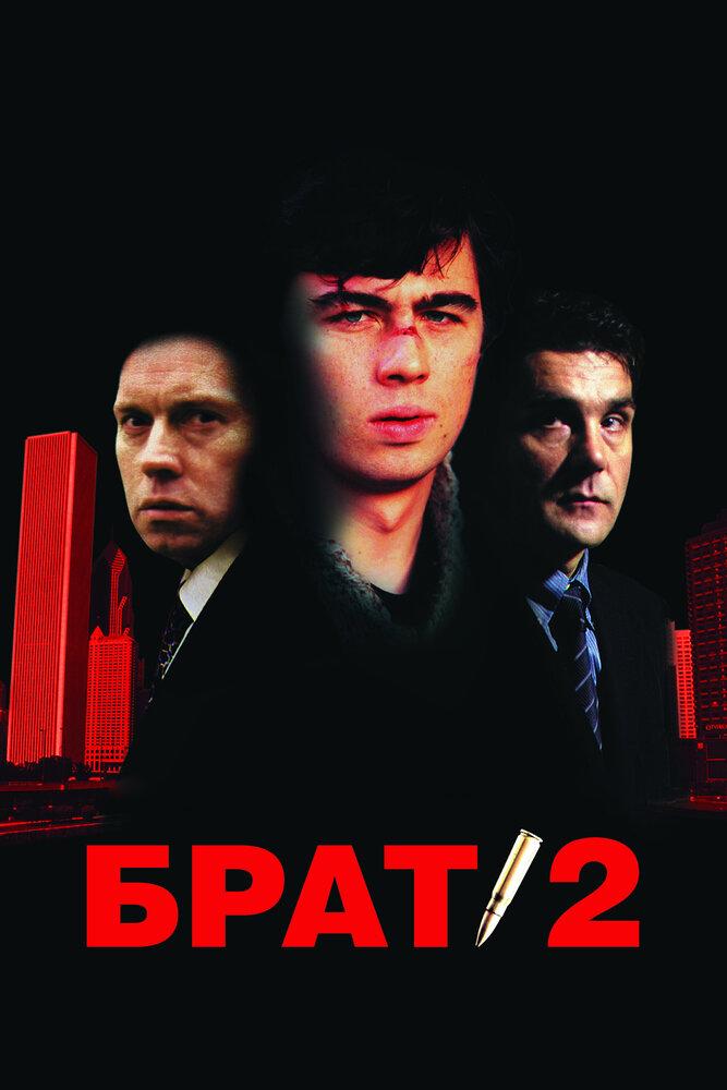 Отзывы к фильму — Брат 2 (2000)