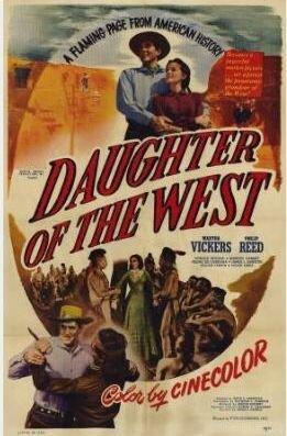 Дочь Запада (1949)