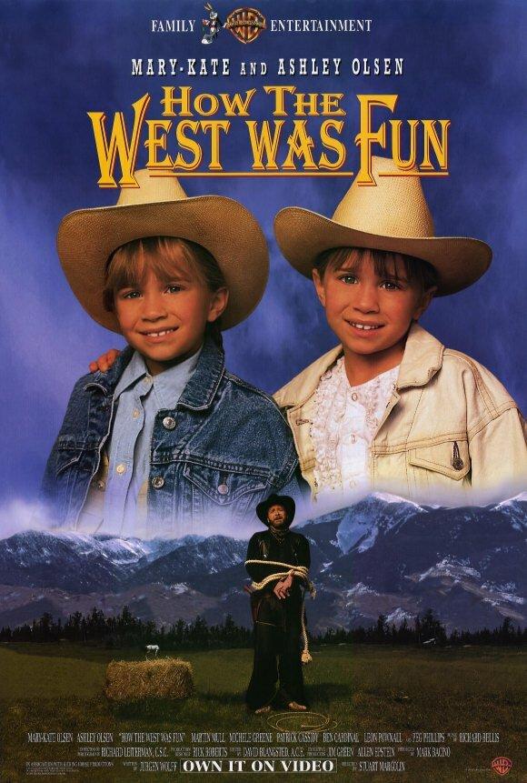 Веселые деньки на Диком Западе (ТВ)