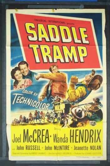 Бродяга в седле (1950)