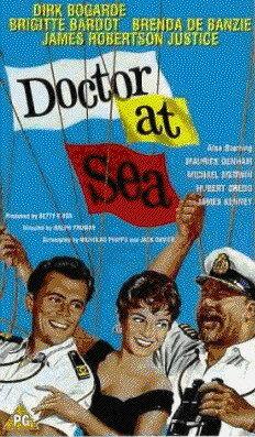Доктор на море (1955)