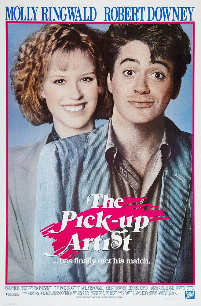 Специалист по съему / The Pick-up Artist (1987) BDRip