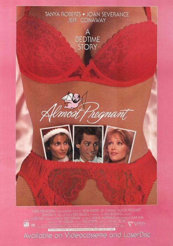 Почти беременна (видео) (1991)