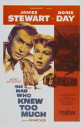 Человек, который слишком много знал (1955)
