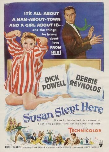 Здесь спала Сьюзен (1954)