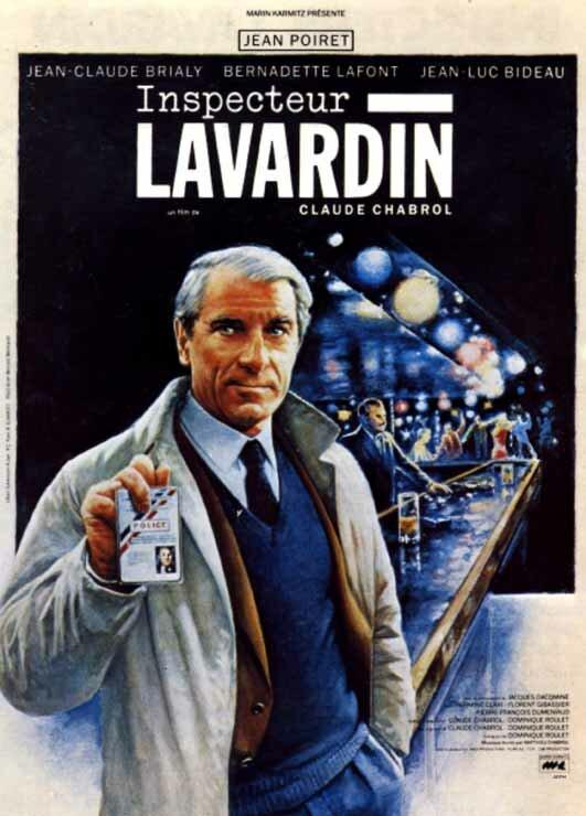 Инспектор Лаварден / Inspecteur Lavardin (1986)