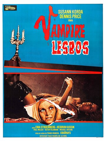 Вампирши-лесбиянки (Vampyros Lesbos)