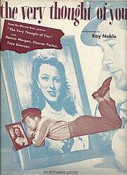 Сама мысль о вас (1944)