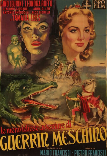 Великолепные приключения солдата Мескино (1952)