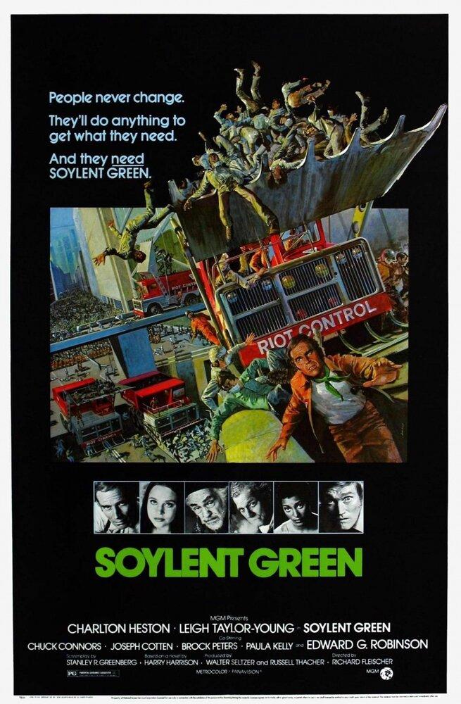 зеленый сойлент торрент скачать