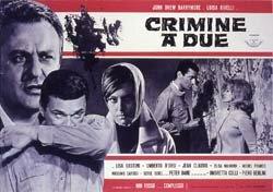 Преступление на двоих (1964)